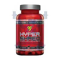 BSNHyper Shred жиросжигатель для похудения для снижения веса для тренировок энергетик стимулятор