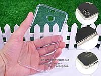 Ультратонкий 0,3мм силиконовый чехол для HTC 10 Evo / Bolt