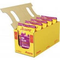 Josera MiniDeluxe 0,9 кг - беззерновой корм с ягненком для взрослых собак мелких пород