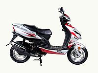 Скутер YIBEN YB50QT-9V