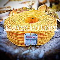 """Веревка полипропиленовая """"Геркулес"""" диаметр 4 мм. длина 200 м., фото 1"""