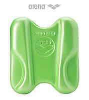 Колобашка+доска для плавания 2в1 Arena Pull Kick (Acid Lime)