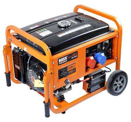 Бензогенератор с зарядным устройством 8,5 кВт, фото 2