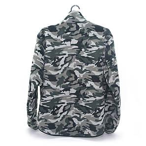 Куртка камуфляж двусторонняя для охоты и рыбалки, фото 2