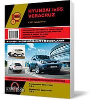 Hyundai ix55 / Hyundai Veracruz с 2007 года  - Книга / Руководство по ремонту