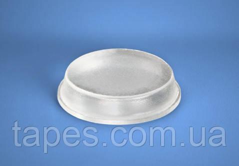 Цилиндрический бампер BS-44 (19,1мм х 4,1мм) прозрачный цвет, Bumper Specialties Inc.