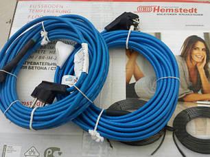 Защита труб от замерзания hemstedt fs (двужильный нагревательный кабель 10 вт/м