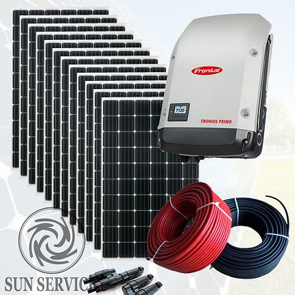 """Сонячна електростанція 3kW """"Зелений тариф"""", комплект преміум, фото 2"""