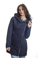 Куртка женская деми Snow Owl 18C8716 синий