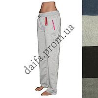 Женские трикотажные брюки Y528 оптом со склада в Одессе