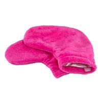 """Носки махровые для парафинотерапии """"розовые"""" Elit Lab"""
