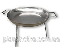 Сковорода из нержавейки 320 мм , фото 3