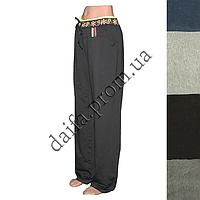 Женские трикотажные брюки A637 оптом со склада в Одессе