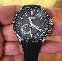 Citizen Satellite Wave World Time Sapphire-CC3007-04E, фото 1