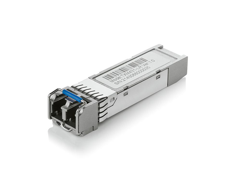 Модуль TP-LINK TXM431-LR SFP+, 10GBase-LR, SM, 1310 nm, 10 km, LC/UPC