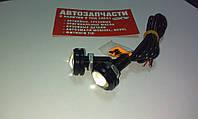 Светодиоды с линзой (на задний ход) 24V