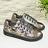 Туфли школьные для девочек закрытые, на шнуровке. В наличии 30-37 размеры