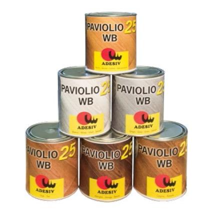 PAVIOLIO 25-масло з твердим воском (6 кольорів) ADESIV ( 1 л. )