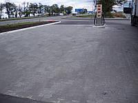 Тротуарная  плитка Кость стенд 12-13
