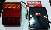 Фонарь LED поворот, стоп, габарит 12V к-т 2 шт.