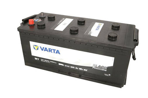 Аккумулятор VARTA PM Black 180Ah EN1100 R+ (M7), фото 2