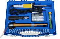 Набор инструментов для пайки ZD-921A в пластиковом боксе