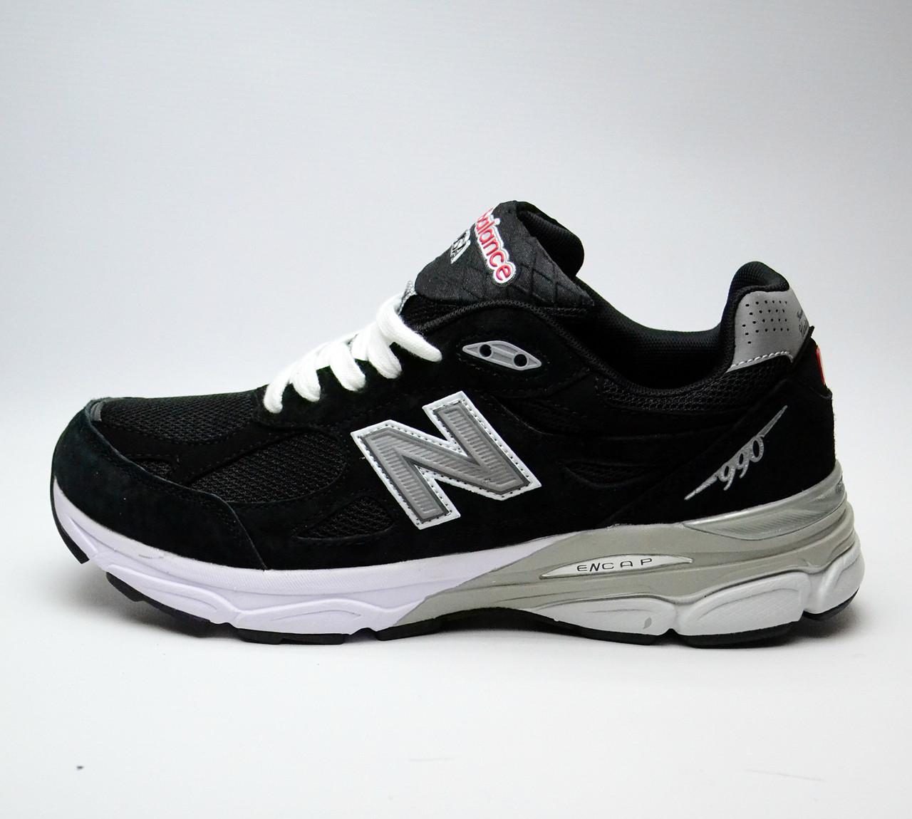 Мужские кроссовки для прогулок New Balance M993 Running Walking Shoes (нью  баланс) (реплика 5b1f22e2f65a3