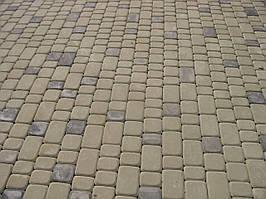 Тротуарная плитка Старый город стенд 12-13