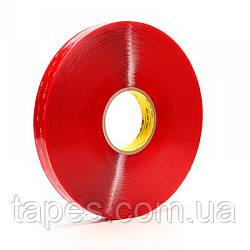 Прозрачная лента 3М VHB 4905 (19мм x 10м x 0,5мм)