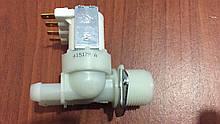 Клапан подачи воды СМА 2х180°.