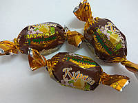 Курага в шоколаде с грецким орехом