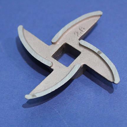 Нож для электромясорубки универсал, фото 2