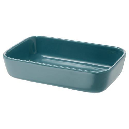 ЛИККАД Форма для духовки, синий, 23x15 см 20318960 IKEA, ИКЕА, LYCKAD