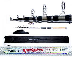 Спиннинг  Winner Navigators НАВИГАТОР New 3.6м тест 80-120, фото 2
