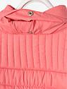 Ультралегкая демисезонная курточка Vertbaudet (Франция) для девочки в розовом цвете, фото 4