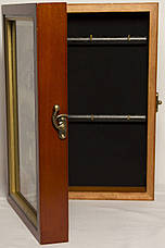 "Ключница  настенная, деревянная  ""Coffee shop"", 59999-60004 D, фото 3"
