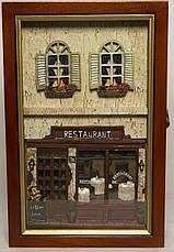 "Ключниця настінна ""Restaurant"", 59999-60004 E, фото 2"