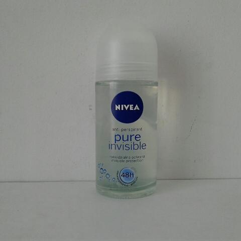 Шариковый дезодорант антиперспирант Nivea Невидимая защита