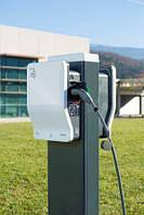 Зарядная станция для электромобиля EVLINK WALLBOX 22кВт 32А 3ф разъем Т2 без кабеля