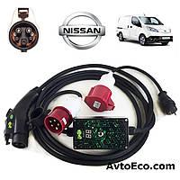 Зарядное устройство для электромобиля Nissan NV200 SE Van AutoEco J1772-32A-BOX, фото 1