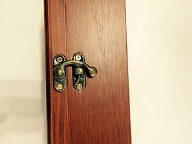 """Ключница  настенная, деревянная -"""" Бильярд """", 21039 B, фото 2"""