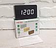 Часы настольные деревянные электронные VST-863, фото 2