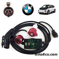 Зарядное устройство для электромобиля BMW i3 AutoEco J1772-32A-BOX
