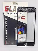 Захисне скло 3D Geometric iPhone 6 Plus