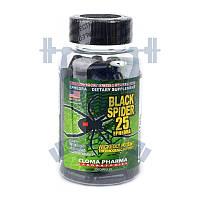 Cloma Pharma Black Spider жиросжигатель для снижения веса для похудения для тренировок стимулятор энергетик