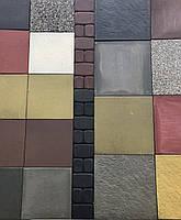 Тротуарная плитка Плита стенд 12-13