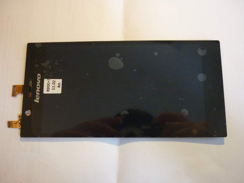 Модуль Lenovo K900 black (#539) .z