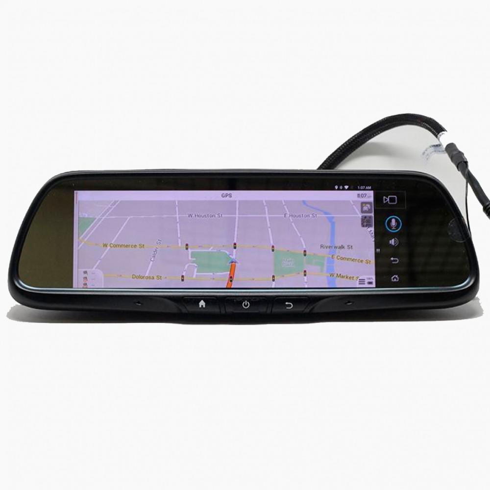 Зеркало заднего вида с монитором Prime-X 108 Android