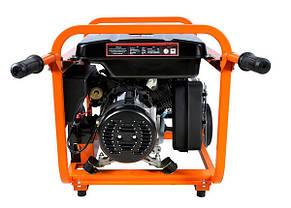 Генератор внутреннего сгорания 6,5 квт, фото 2