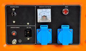 Генератор внутреннего сгорания 6,5 квт, фото 3